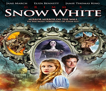 بإنفراد فيلم Grimms Snow White 2012 مترجم DVDrip