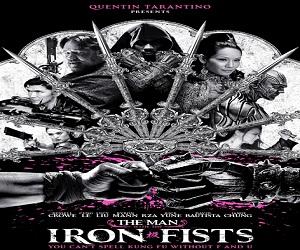 فيلم The Man With The Iron Fist 2012 مترجم جودة دي في دي DVD