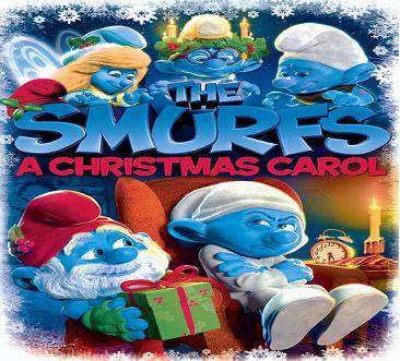 فيلم The Smurfs A Christmas Carol 2011 مترجم بجودة DVDrip