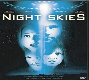 فيلم Night Skies 2007 X264 DVDRip مترجم 186 MB - كائنات فضاء