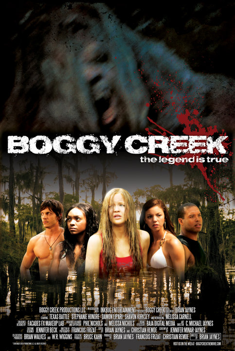 FILM Boggy Creek.2011