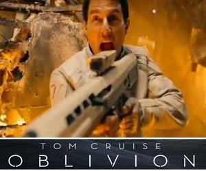 شاهد تريلر فيلم توم كروز الجديد Oblivion 2013