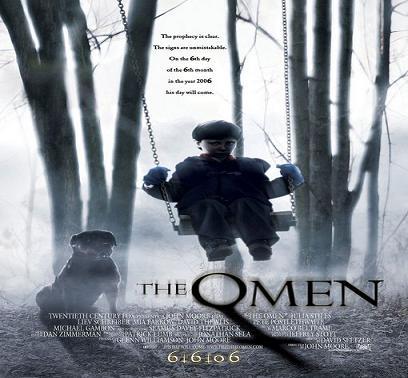 فيلم The Omen 2006 X264 DVDrip مترجم - رعب size 240MB