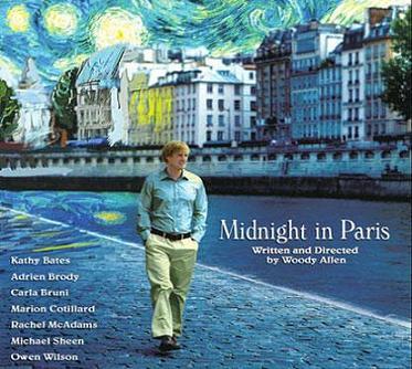 بإنفراد فيلم Midnight in Paris 2011 مترجم بجودة DVDrip