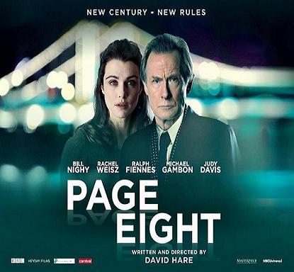 فيلم Page Eight 2011 Bluray مترجم - افلام اثاره