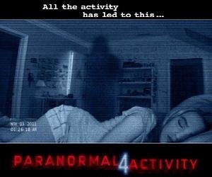 إنفراد فيلم Paranormal Activity 4 2012 مترجم نسخة جديدة HDTS