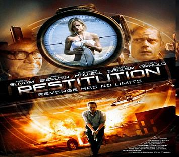بإنفراد فيلم Restitution 2011 مترجم جودة DVDRip X264 إثاره