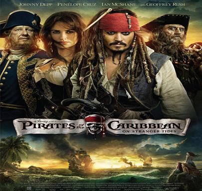 فيلم Pirates Of The Caribbean On Stranger Tides مترجم DVDrip