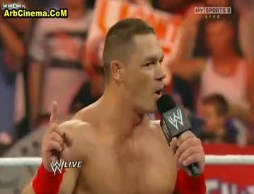 عرض WWE Monday Night Raw 2011.08.15 تحميل ومشاهدة