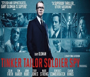 بإنفراد فيلم Tinker Tailor Soldier Spy 2011 مترجم DVDrip