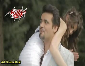 سامو زين عشان خاطر عنيك الكليب بجوده AVI