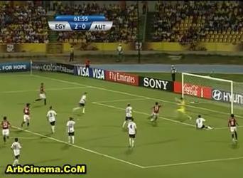 مشاهدة اهداف مصر و النمسا وفوز مصر الكبير 4-0