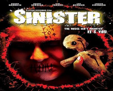 بإنفراد فيلم Sinister 2011 مترجم بجودة DVDRip X264 رعب