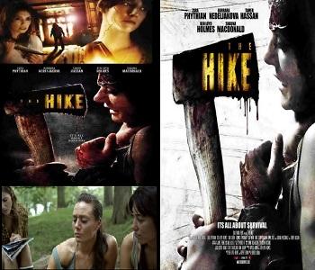 فيلم The Hike 2011 مترجم DVDrip - رعب