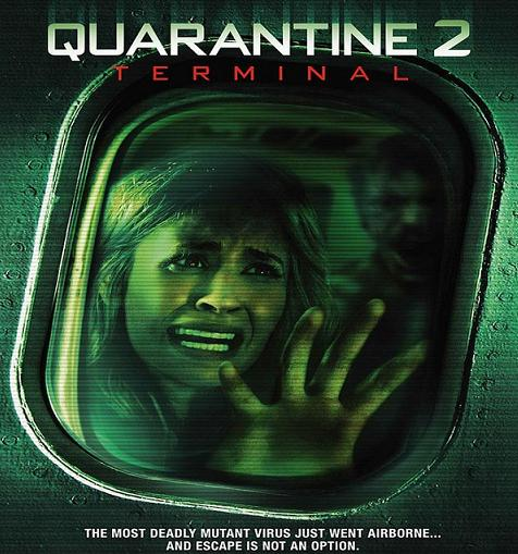 Quarantine 2 The Terminal 2011 DVDrip