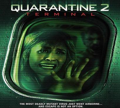 فيلم Quarantine 2 The Terminal 2011 مترجم جودة DVDrip
