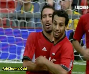 أهداف مصر 1-1 نيوزيلندا - أولمبياد 2012