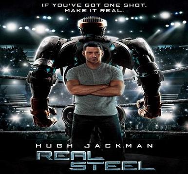 بإنفراد فيلم Real Steel 2011 مترجم بترجمة إحترافية