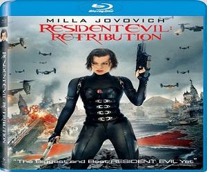 فيلم Resident Evil Retribution 2012 BluRay مترجم نسخة بلوراي