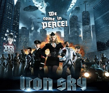 فيلم Iron Sky 2012 مترجم بجودة DVDrip دي في دي