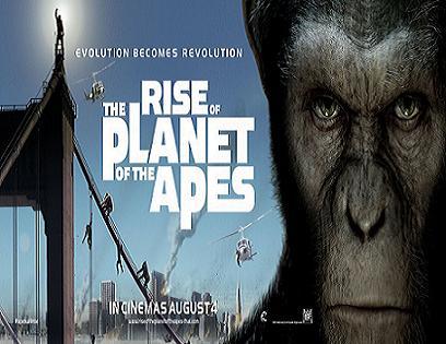 فيلم Rise Of The Apes 2011 BluRay مترجم بجودة بلوراي