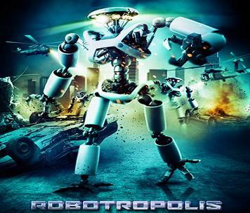ترجمة فيلم Robotropolis 2011 DVDRiP XViD