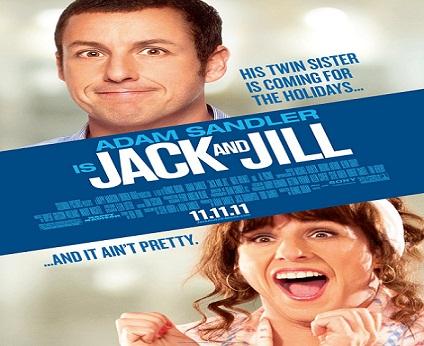 حصريآ فيلم Jack and Jill 2011 مترجم نسخة جديدة بأفضل جودة HQ