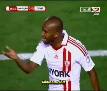 فيديو: شيكابالا يقول زهقتني يا راجل لي حسن شحاته