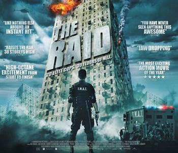 بإنفراد - فيلم The Raid 2012 مترجم بجودة HDrip دي في دي