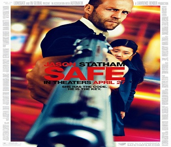 فيلم Safe 2012 R5 مترجم دي في دي DVDr  أكشن جايسون ستاثام
