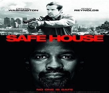 فيلم Safe House 2012 مترجم بجودة دي في دي DVDrip أكشن