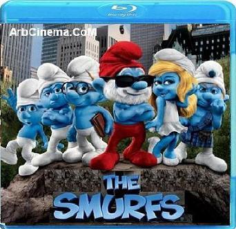 فيلم The Smurfs 2011 مترجم بجودة BDRip