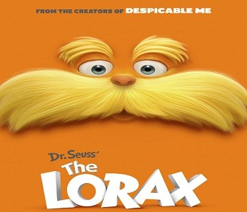 فيلم Dr. Seuss The Lorax 2012 مترجم بجودة DVDrip دي في دي