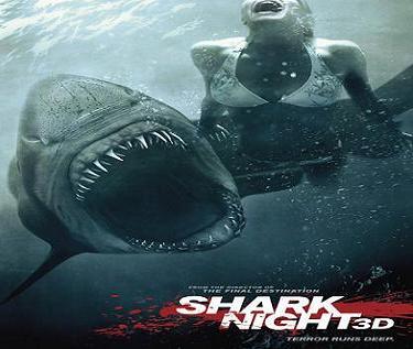 فيلم Shark Night 2011 BluRay مترجم بجودة بلوراي - رعب