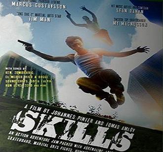 فيلم Skills 2010 مترجم بجودة DVDrip - أفلام أكشن وحركة