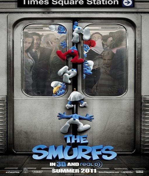 ����� ����� ���� Smurfs 2011