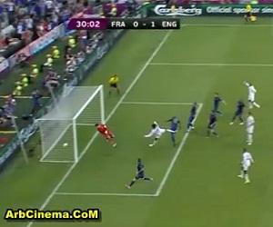 Euro 2012 - اهداف فرنسا 1-1 انجلترا كأس أمم أوروبا