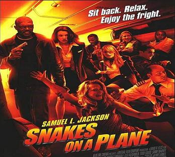 فيلم Snakes on a Plane 2006 X264 BRRip مترجم - 378 MB
