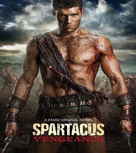 ����� ����� Spartacus Vengeance 2012