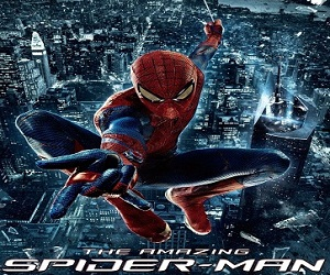 فيلم The Amazing Spiderman 2012 مترجم نسخة DVDrip دي في دي