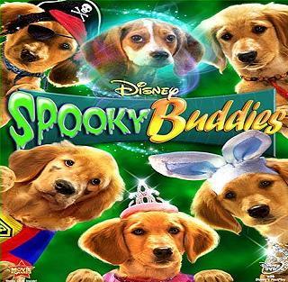 فيلم Spooky Buddies 2011 مترجم DVDRip خيال