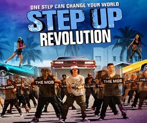 فيلم Step Up Revolution 2012 مترجم نسخة DVDrip دي في دي
