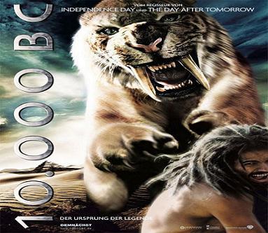 فيلم 10000 BC 2008 X264 DVDrip مترجم