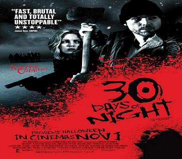 فيلم 30 Days of Night 2007 X264 DVDrip مترجم - رعب