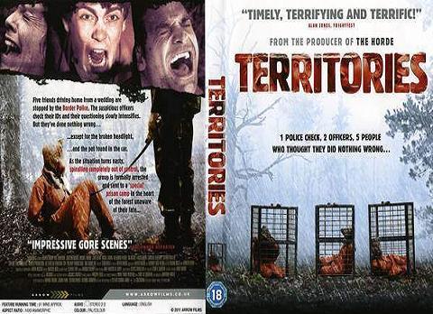 فيلم Territories 2010 مترجم بجودة DVDrip - رعب