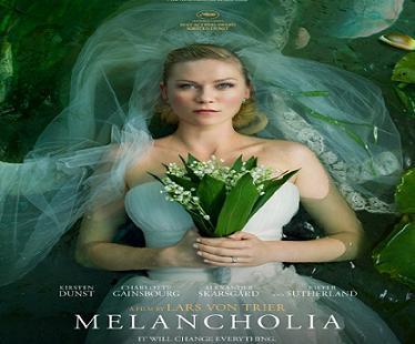 بإنفراد فيلم Melancholia 2011 مترجم بجودة DVDscr خيال علمي