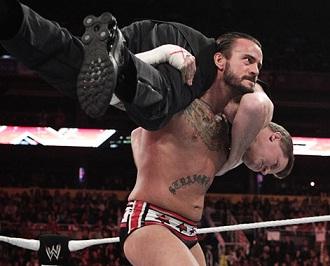 WWE Monday Night Raw 23-1-2012 AVI & MP4 & MKV