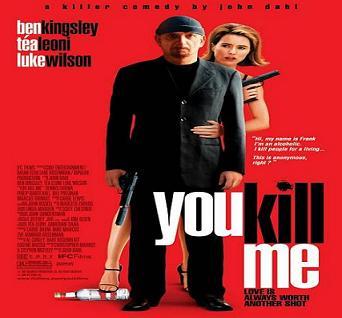فيلم You Kill Me 2007 X264 DVDrip مترجم 205 MB جريمة كوميدي