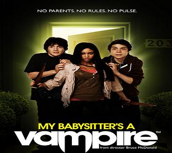 فيلم My Babysitters A Vampire 2010 مترجم بجودة DVDrip