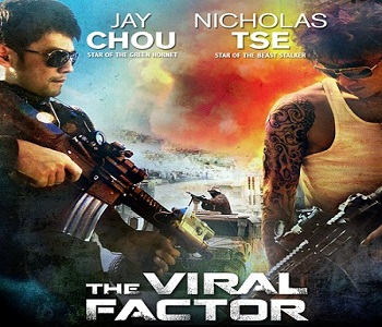 بإنفراد فيلم The Viral Factor 2012 مترجم  DVDrip أكشن